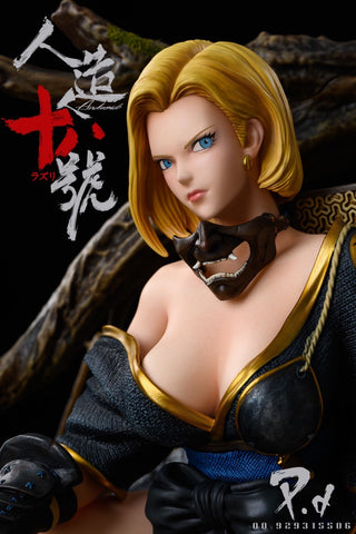 [PREORDER]Samurai Android 18 1/4th Scale