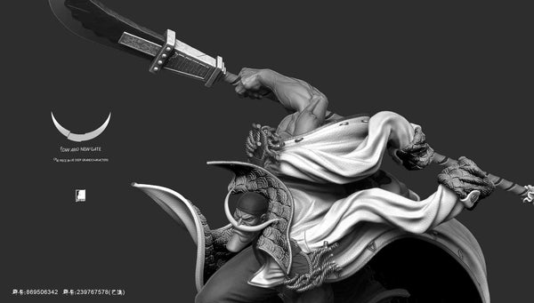 [PREORDER]Whitebeard Edward Newgate 1/6th Scale Early Bird PO