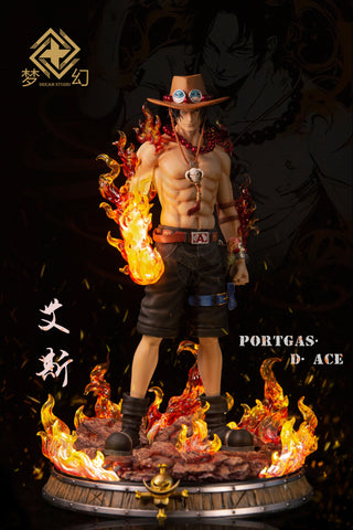 [PREORDER]1/1 Scale Life-Size Portgas D. Ace