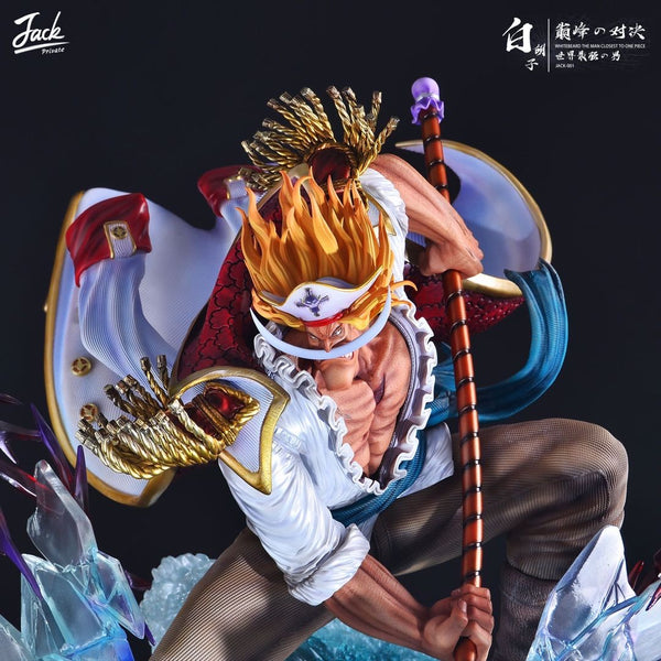 [PREORDER]Young Whitebeard 1/6th Scale White Ver.