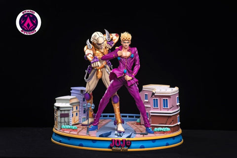 [PREORDER]Golden Wind Series - Giorno Giovanna & Gold Experience