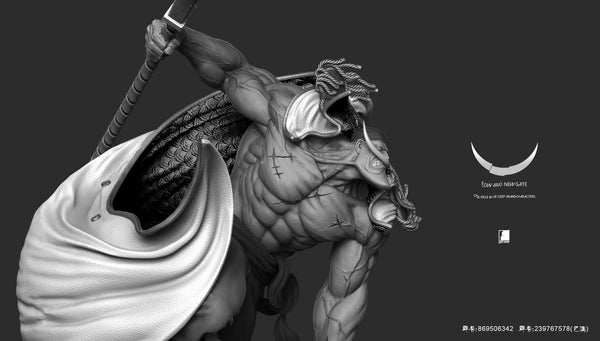 [PREORDER]Whitebeard Edward Newgate 1/6th Scale Normal PO