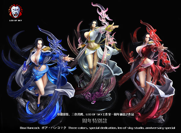 [PREORDER]Boa Hancock 1/4th Scale Red Ver.