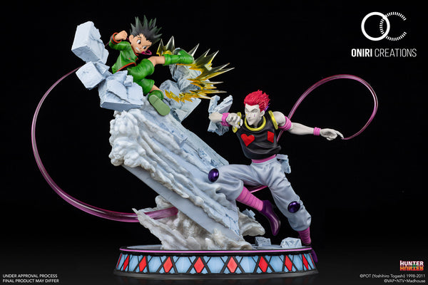 [PREORDER]Gon vs Hisoka - Battle at the Heavens Arena