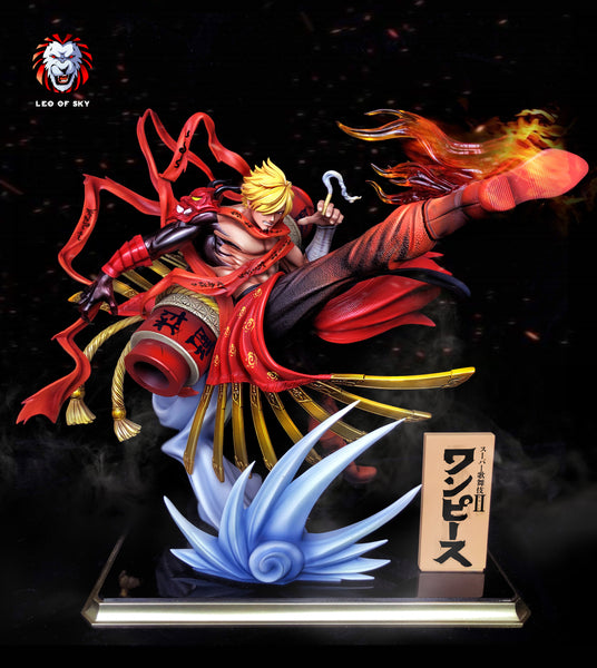 [PREORDER]Kabuki Sanji 1/4th Scale Regular Ver.