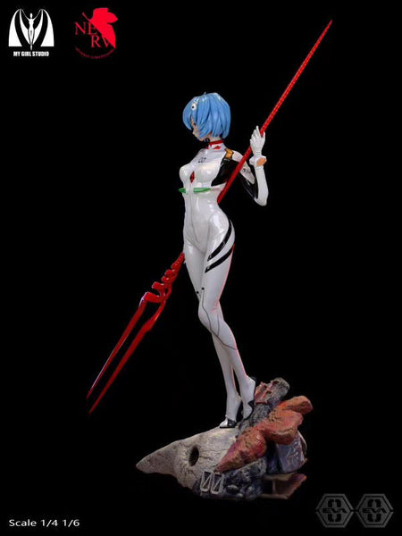 [PREORDER]Ayanami Rei 1/4th Scale