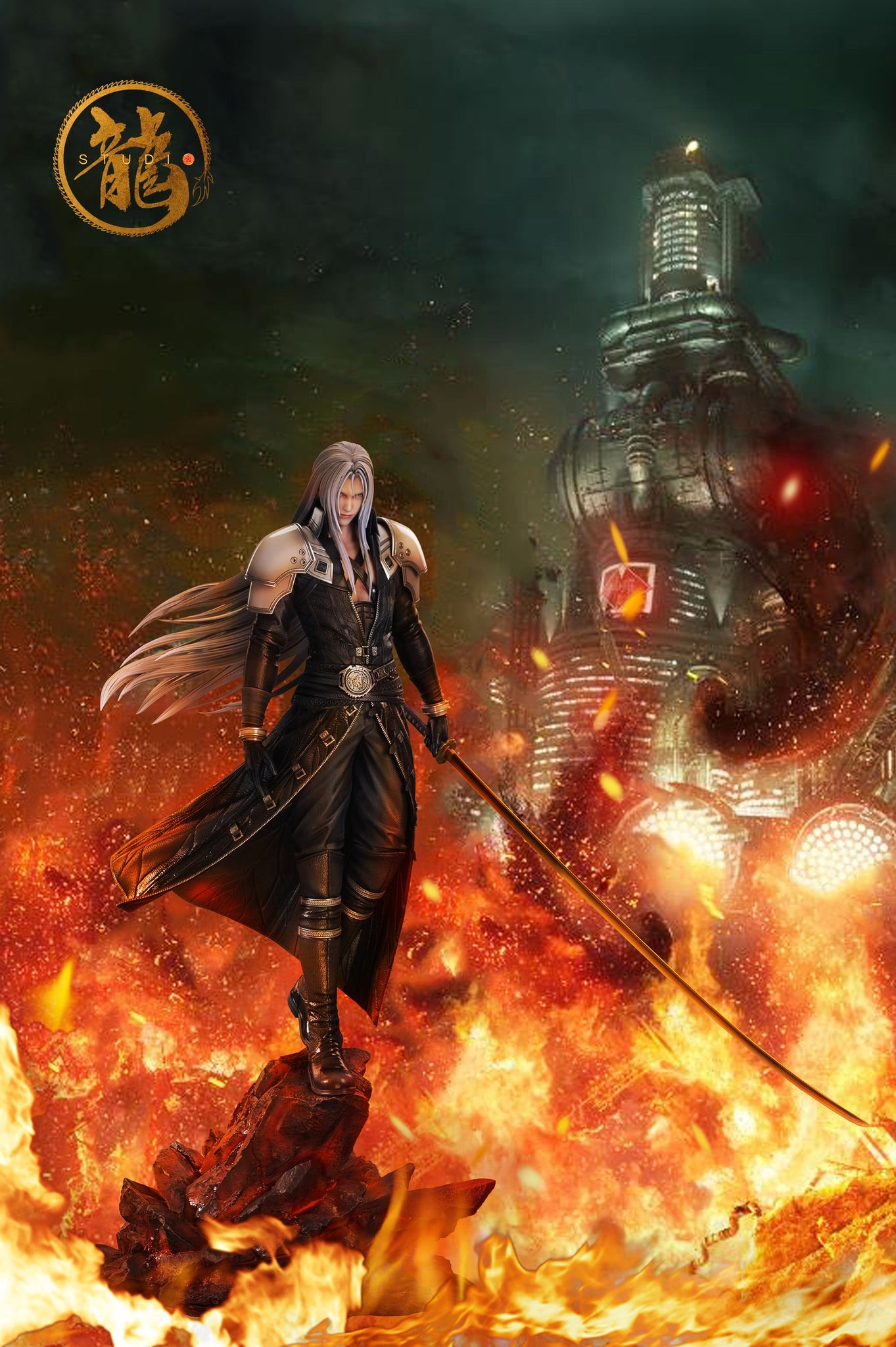 [PREORDER]Sephiroth the One Winged Angel Regular Ver.