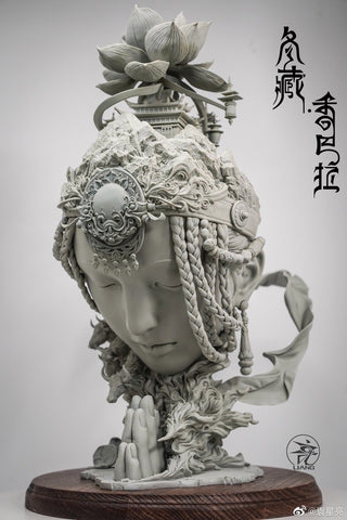 [PREORDER]The Winter Tibet Model Kit Ver.