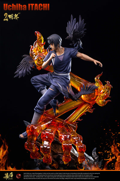 [PREORDER]Uchiha Itachi 1/4th Scale