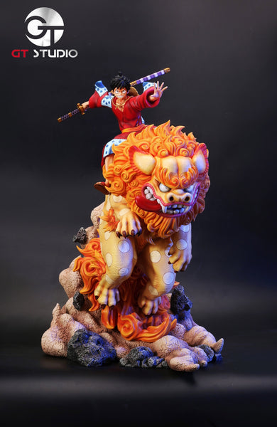 [PREORDER]Wano Country Series - Luffy