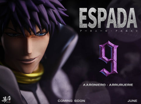 [PREORDER]Espada No.9 Aaroniero Arruruerie 1/8th Scale Regular Ver.