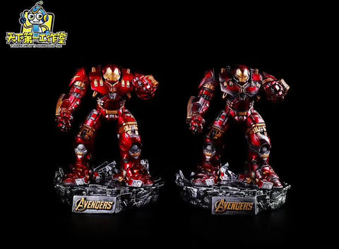 [PREORDER]Hulkbuster 1.0 1/12th Scale Battle Damaged Ver.