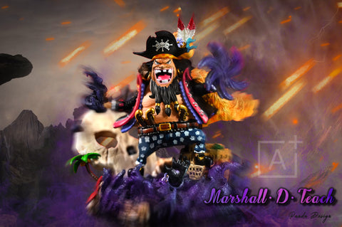 [PREORDER]WCF Blackbeard Marshall D. Teach