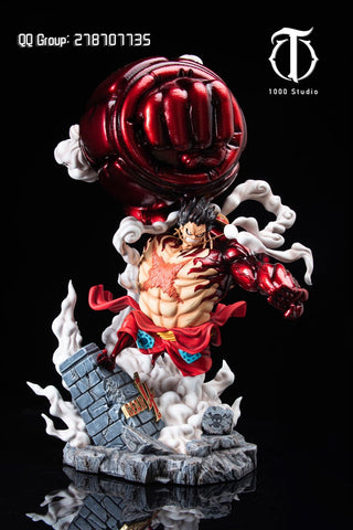[PREORDER]Wano Gear 4th Luffy 1/4th Scale