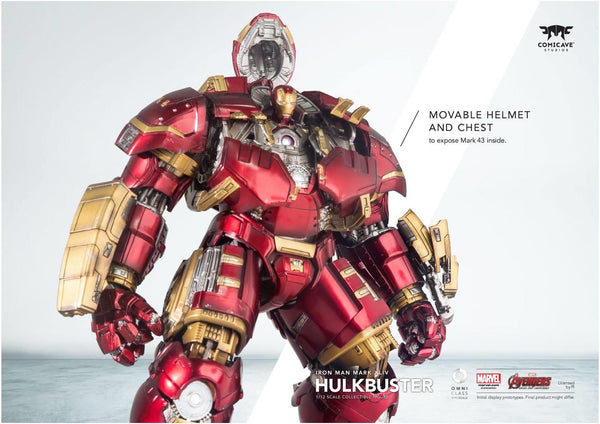[PREORDER]Hulkbuster 1.0 1/12th Scale