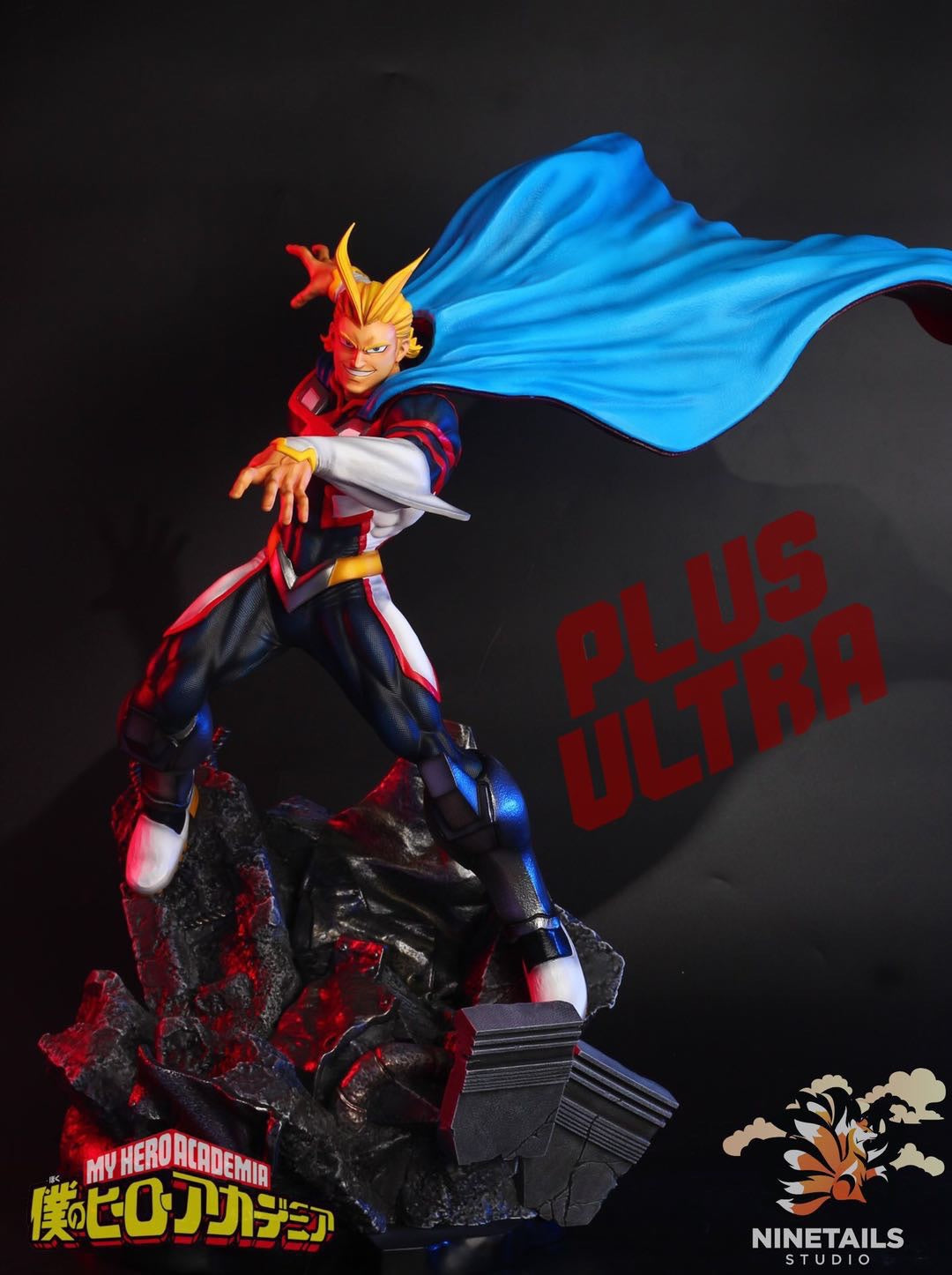[PREORDER]All Might - Go Beyond, Plus Ultra!
