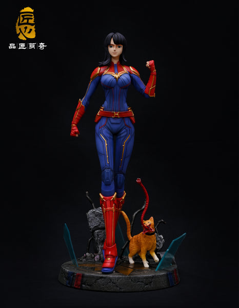 [PREORDER]Robin x Captain Marvel