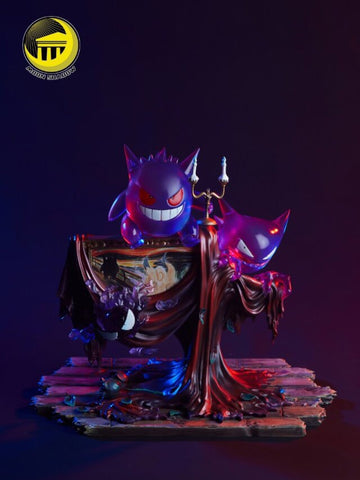[PREORDER]Gengar Family Transparent Ver.