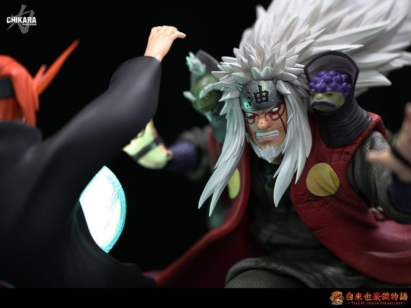 [PREORDER]Tale of Jiraiya the Gallant