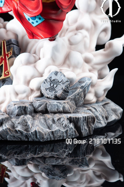 [PREORDER]Wano Gear 4th Luffy 1/6th Scale