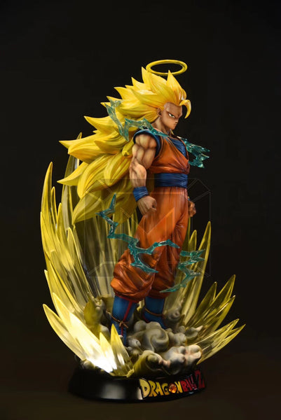 [PREORDER]Private Build Series - Goku SSJ3 Regular Ver.