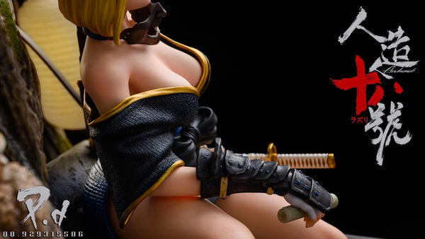 [PREORDER]Samurai Android 18 1/6th Scale