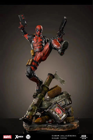 [PREORDER]Deadpool 1/4th Scale