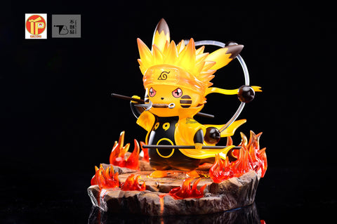 [PREORDER]Pikachu x Six Path Naruto Regular Ver.