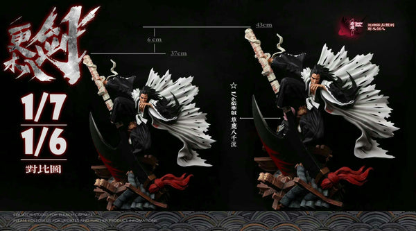 [PREORDER]Zaraki Kenpachi 1/7th Scale