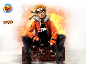 [PREORDER]Back to the Future 2019 Final Boss Series - Naruto Uzumaki