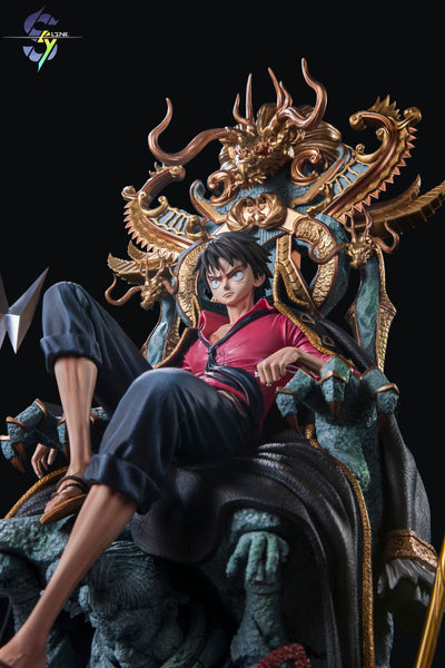[PREORDER]Luffy on Throne