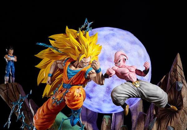 [PREORDER]Goku vs Kid Buu Exclusive Ver.