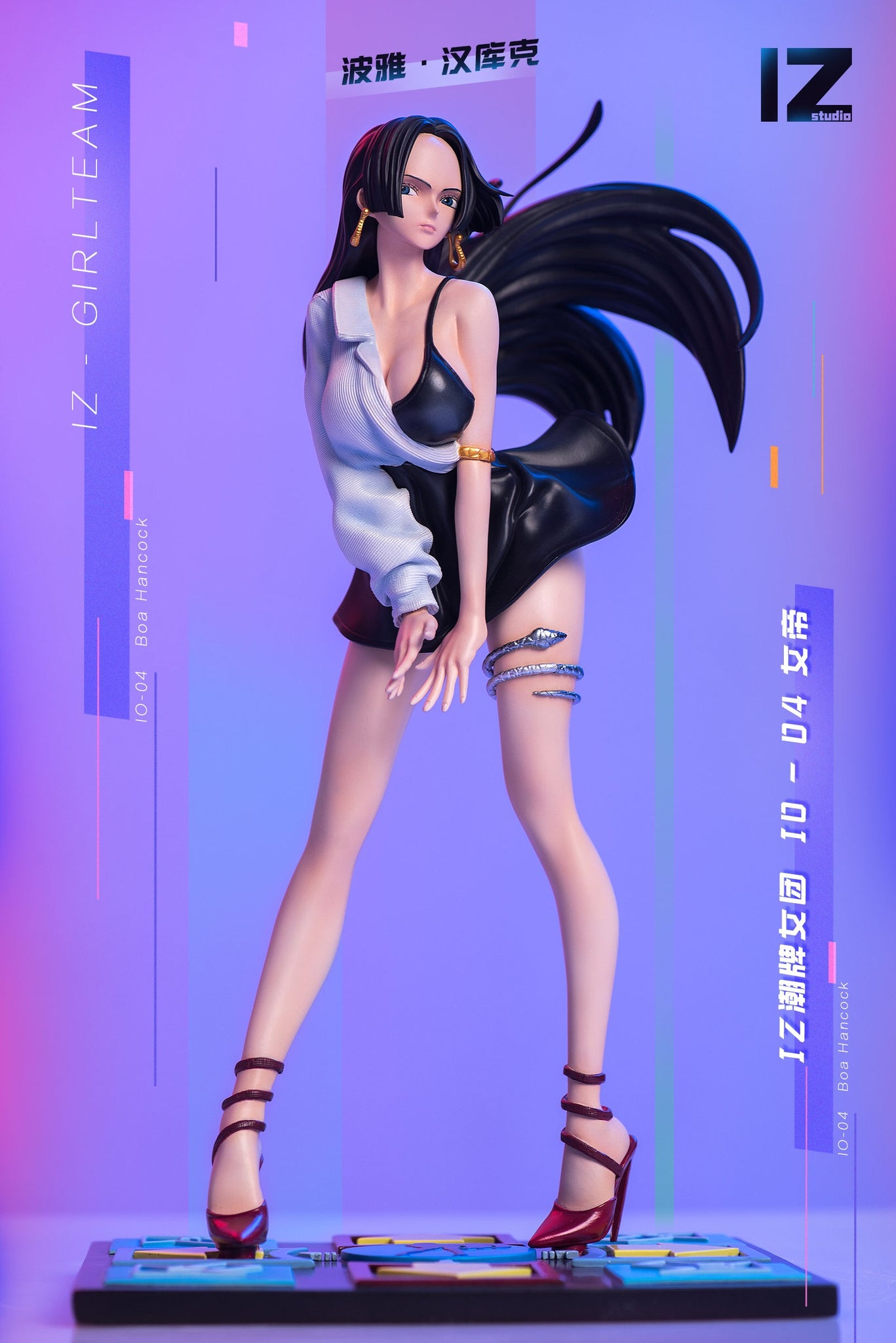 [PREORDER]Fashion Lady Series - Boa Hancock Regular Ver.
