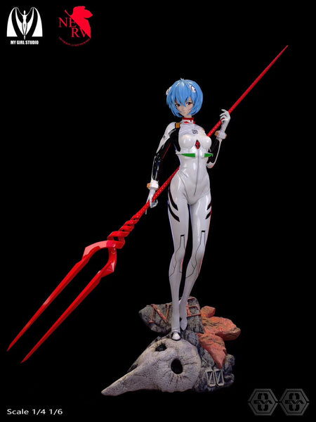 [PREORDER]Ayanami Rei 1/6th Scale