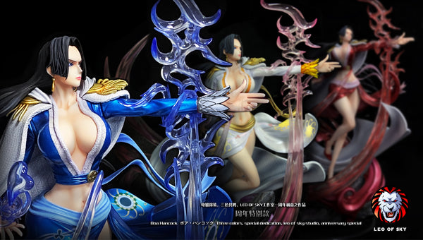 [PREORDER]Boa Hancock 1/4th Scale Blue Ver.
