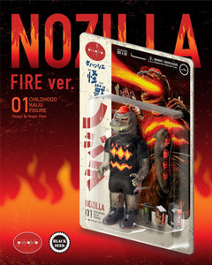 [PREORDER]Nozilla On Fire