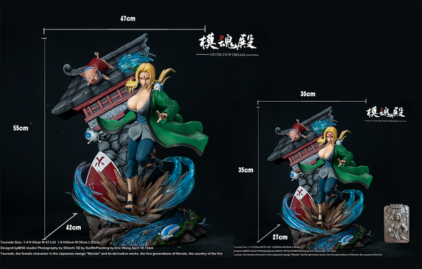 [PREORDER]Tsunade 1/6th Scale