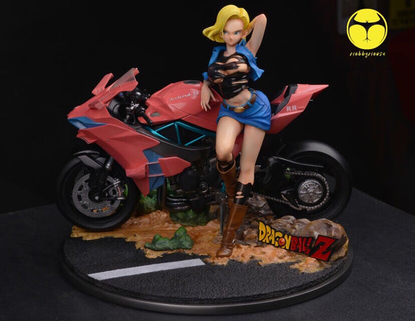 [PREORDER]Female Biker Series - Android 18