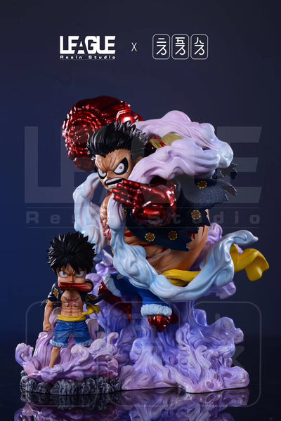 [PREORDER]WCF Luffy Gear 4th Pearl Coating Ver.