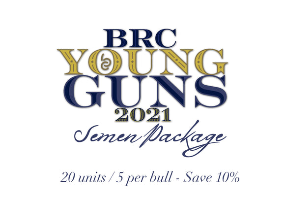 BRC Young Guns 2021 Package