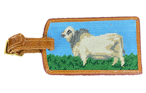 Brahman Luggage Tag