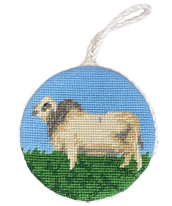 Brahman Christmas Ornament