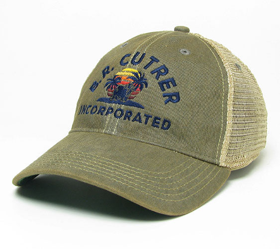 BR Cutrer, Inc. - Rustic Brown Sunset Cap