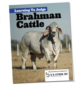 Learning to Judge Brahman Cattle Guide