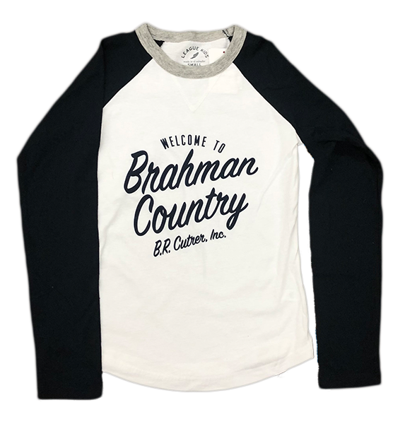 KIDS Brahman Country BRC Shirt