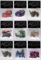 Aegis Coloured Deck Bolts