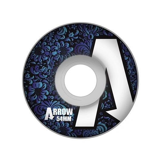 Arrow Floral 54mm 101a Wheels