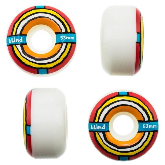 Blind Jankie 53mm Wheels