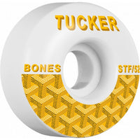 Bones Tucker Goyard 52mm Wheels