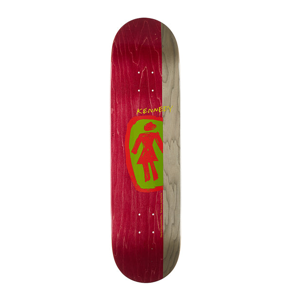 Girl Kennedy Sketchy OG 8.375 x 32 Deck